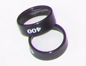 ergonoptix-transparent removable Hygienic lens covers for surgical dental loupes