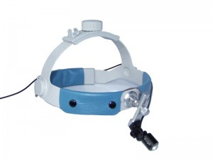 ergonoptix-D-light-micro -LED-surgical-headlamp-head-band