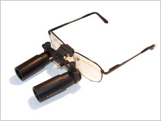 ErgonoptiX Comfort Prismatic - surgical, medical, dental, loupes -