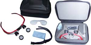 ergonoptix-accessories-for-TTL-surgical-loupes Basic set